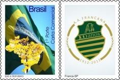 Filatelia - Os Selos Postais e Homenagens a Clubes de Futebol b7157f0e861f5