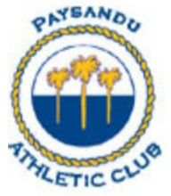 Segundo escudo do Paysandu Cricket Club, agora Paysandu Athletic Club