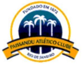 Escudo do Paysandu Cricket Club, agora Paissandu Atletico Clube